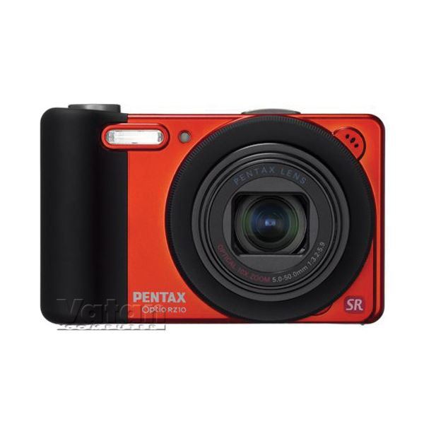 RZ10 14MP 10X OPT. HDVIDEO 2.7 LCD Li-Ion 1/2000 SR KIRMIZI