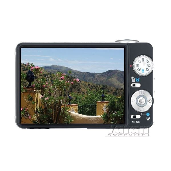 M85 12MP 3X OPT. HDVIDEO 3.0 LCD Li-Ion SİYAH
