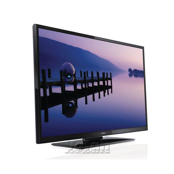 PHILIPS 40PFL3008K/12 40'' 102 cm,FULL HD LED TV,USB KAYIT,100HZ,2XHDMI,