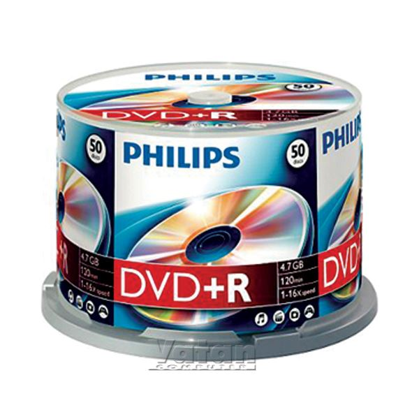 DVD+R 16X 4,7GB 50'Lİ CAKE BOX