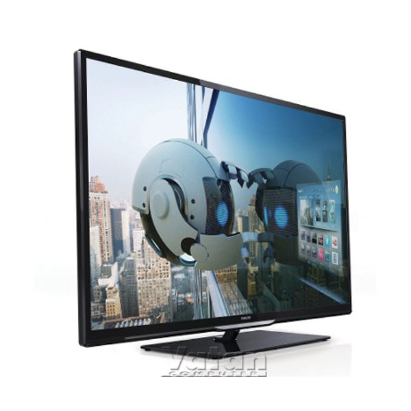 PHILIPS 46PFL4208K/12 LED FULL HD,46''117 CM,1920X1080P,200 Hz,HDMIX3,USBX2