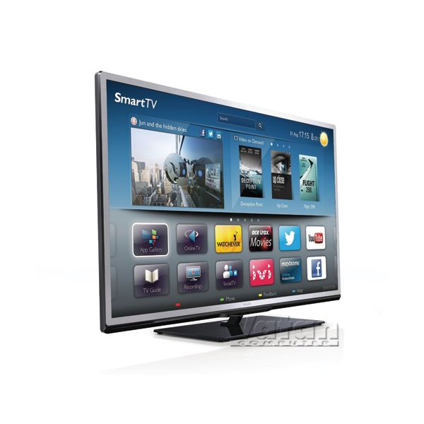 PHILIPS 46PFL4508K/12 46'' 3D FULL HD,Wİ-Fİ ve SMART,200 HZ,SKYPE