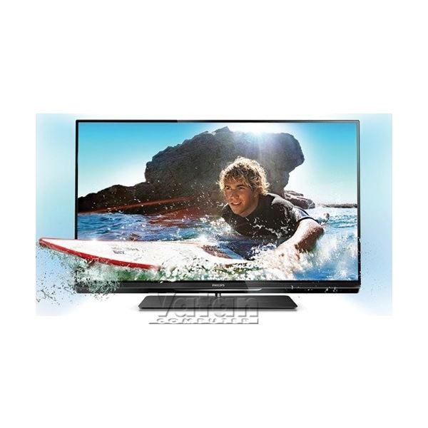 PHILIPS 47PFL6007K 3D LED Smart TV,119 cm,Ambilight Spectra 2,PMR 400Hz