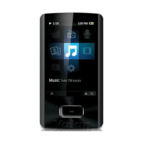 PHILIPS 8 GB MP4 PLAYER