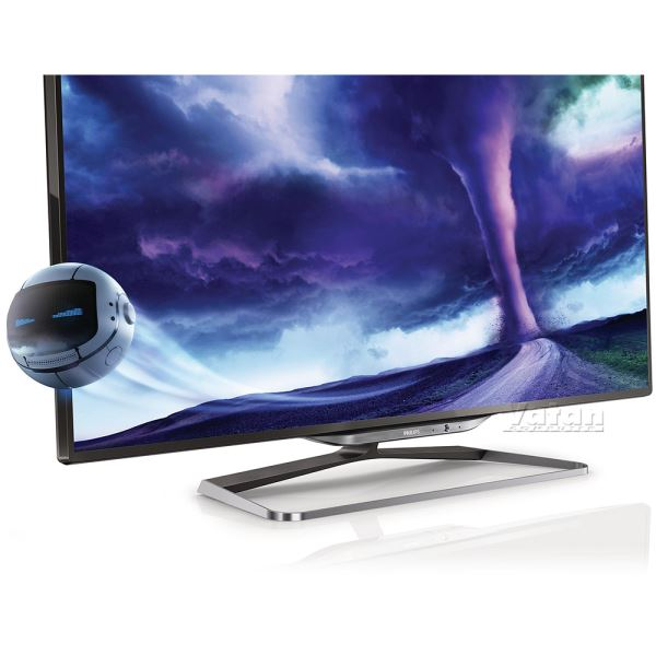 PHILIPS 55PFL8008K/13 LED FULL HD 55'' 140 CM,1920X1080P,500.000:1,HDMIX4,USBX3