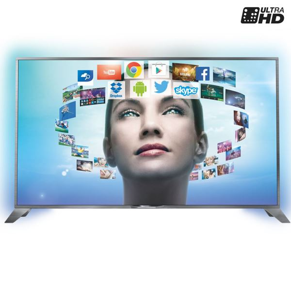 PHILIPS 55PUS8809/12 55'' 139 CM ULTRA HD 3D SMART LED TV,