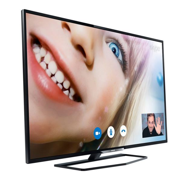 PHILIPS 40PFK5509/12 40''102 CM FULL HD SMART LED TV,200 HZ,DAHİLİ UYDU ALICI