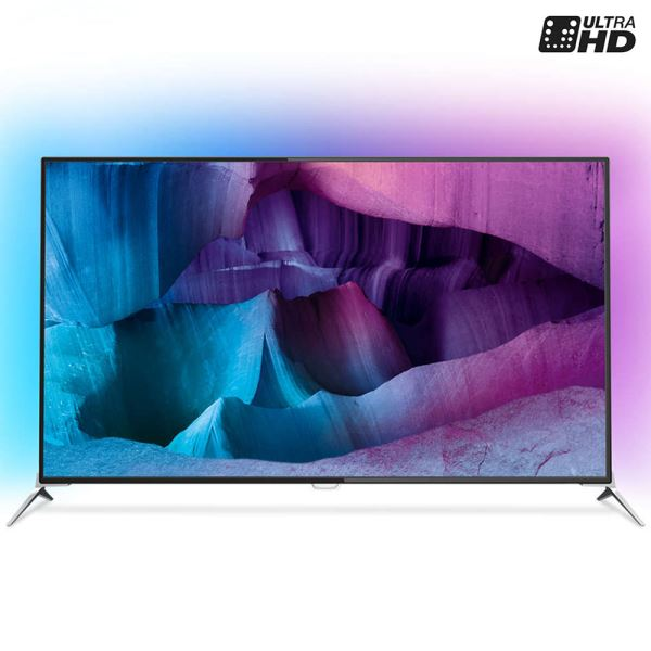 PHILIPS 49PUK7100 49'' (123CM) 4K UHD ANDROID SMART 3D LED TV,800 HZ,DAHİLİ UYDU