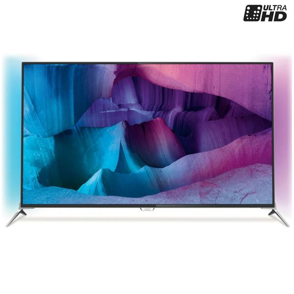 PHILIPS 55PUS7600 55'' (139CM) 4K UHD ANDROID SMART 3D LED TV,DAHİLİ UYDU