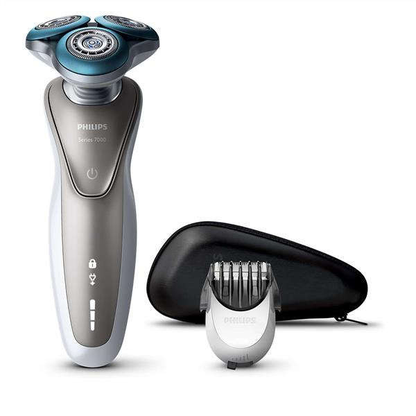 PHILIPS S7510/41 7000 SERIES AQUATEC ISLAK VE KURU TIRAŞ MAKİNESİ