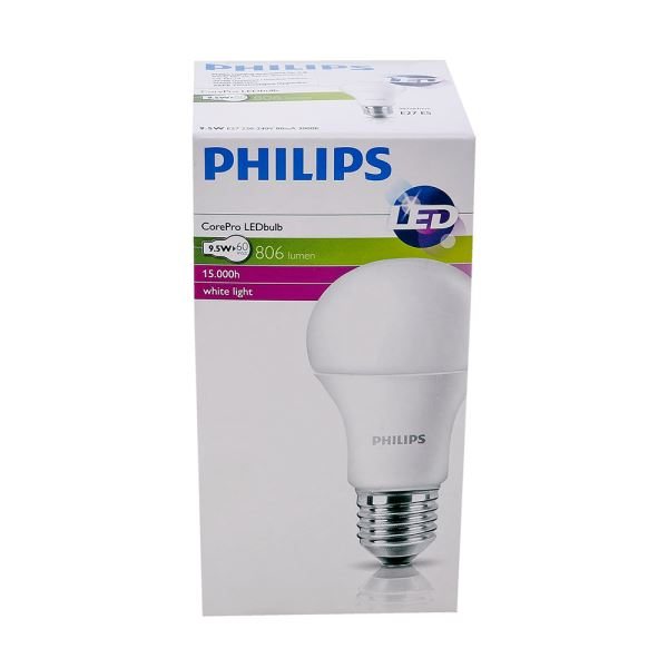 PHILIPS LED CorePro 9-60W E27 SARI