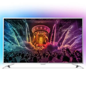 PHILIPS 55PUS6581/12  55'' 139 CM  4K UHD Android LED TV,DAHİLİ UYDU ALICILI