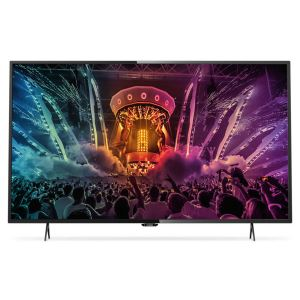 "PHILIPS 49PUS6101  49"" 123 CM 4K UHD SMART LED TV,DAHİLİ UYDU ALICI"