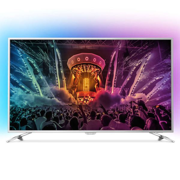 PHILIPS 65PUS6521 65''164 CM 4K UHD ANDROID SMART LED TV,DAHİLİ UYDU ALICI