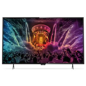 "PHILIPS 55PUS6101  55"" 139 CM 4K UHD SMART LED TV,DAHİLİ UYDU ALICI"