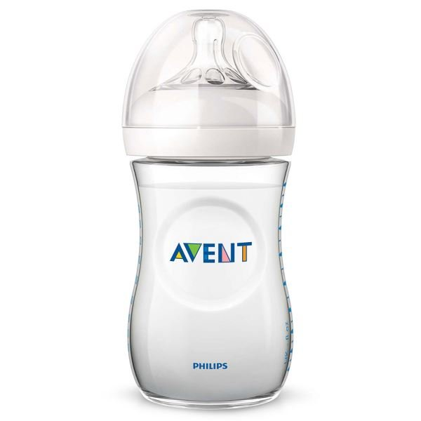 PHILIPS AVENT SCF693/17 NATURAL PP BİBERON 260 ML. TEKLİ
