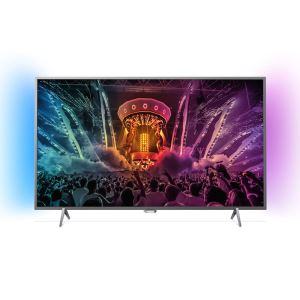 "PHILIPS 55PUS6201  55"" 139 CM 4K UHD SMART AMBILIGHT LED TV,DAHİLİ UYDU ALICI"
