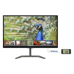 "PHILIPS 276E7QDAB/00 27""  5ms IPS FULL HD HDMI-MHL DVI VGA MULTIMEDIA MONİTÖR"