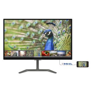 "PHILIPS 23.6"" 246E7QDAB 5 ms IPS FULL HD HDMI-MHL DVI VGA MULTIMEDIA MONİTÖR"