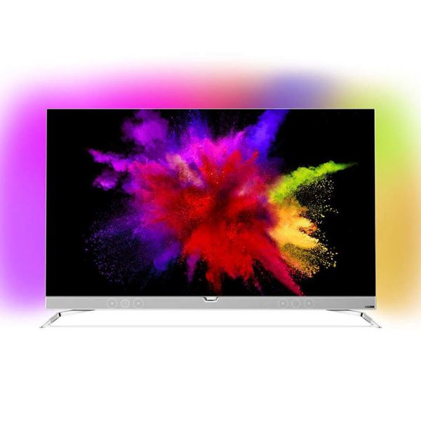 PHILIPS 55POS901F 55'' 139 CM 4K UHD ANDROID OLED TV,3 TARAFLI AMBILIGHT