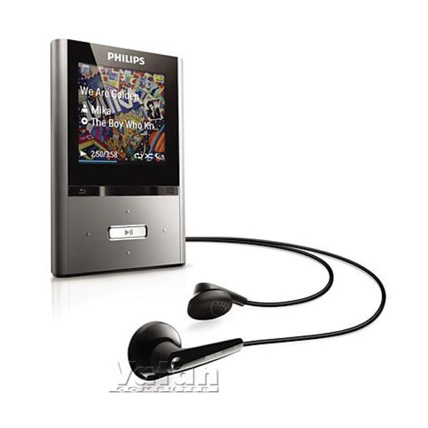 PHILIPS VİBE MP4 PLAYER4 GB