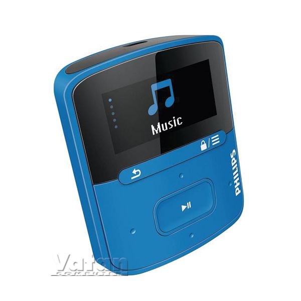 PHILIPS GOGEAR RAGA MP3 PLAYER  2GB