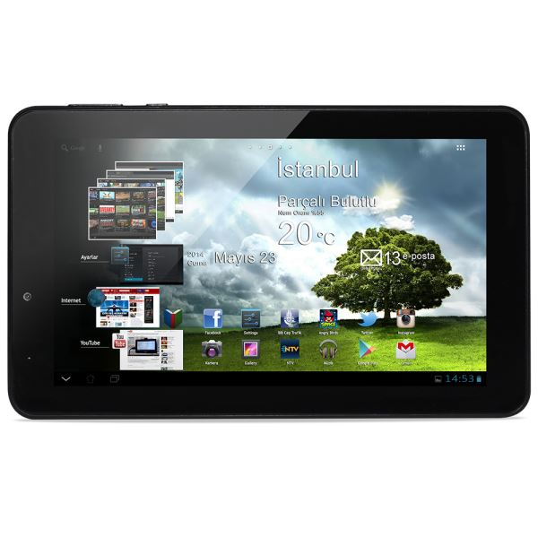 PIRANHA ARİSTO Q TAB 7 MTK 8312 1.3 GHZ-1GB DDR3-8GB NAND DISK-7''-3G-AND.4.4