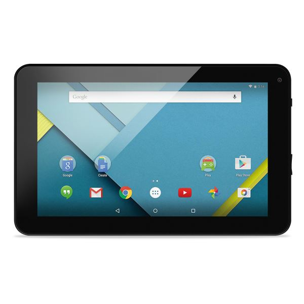 PIRANHA PRO 4 TAB QUAD CORE 1.2 GHZ-512MB DDR3-8GB NAND DISK-9''-AND.5.1