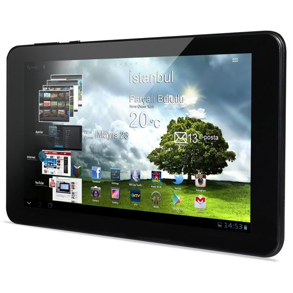 PIRANHA TAB ARİSTO Q DUAL CORE 1.3 GHZ-1GB DDR3-8GB DISK-7''-AND.4.2 JB