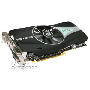 Powercolor HD7870 PCS+ GDDR5 2GB 256Bit AMD Radeon DX11.1 Ekran kartı