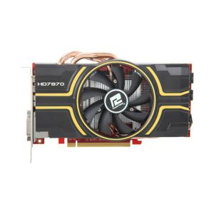 Powercolor HD7870 GDDR5 2GB 256Bit AMD Radeon DX11.1  Ekran Kartı