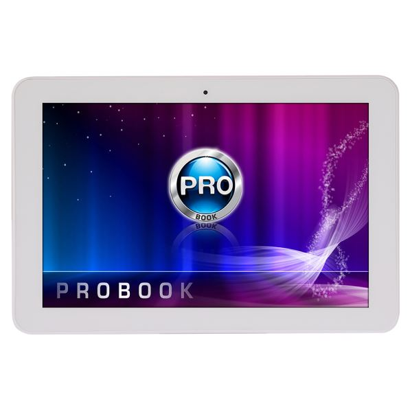 PRBT125 ROCKCHİP 3168 DUAL CORE 1.5 GHZ-1GB-16GB NAND DISK-10.1''-ANDROİD4.2
