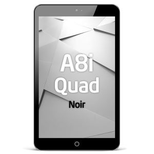 REEDER A8i QUAD NOIR INTEL ATOM Z3735F 1.83GHZ-1GB-16GB DİSK-8''-CAM-BT-AND.5