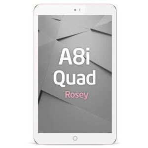 REEDER A8i QUAD ROSEY INTEL ATOM Z3735F 1.83GHZ-2GB-16GB DİSK-8''-CAM-BT-AND.5