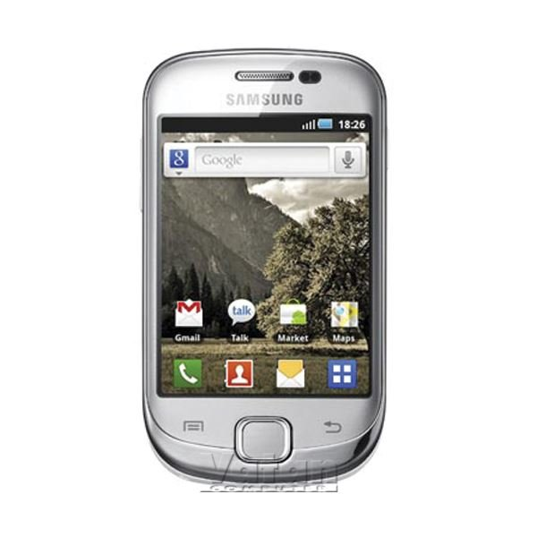 S5670 GALAXY FIT AKILLI TELEFON (PEARL WHITE)