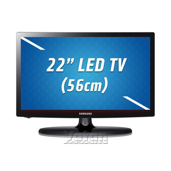 UE22ES5000 Full HD 56 cm LED TV, 1920x1080, HDMI, USB, Crystal Slim Design