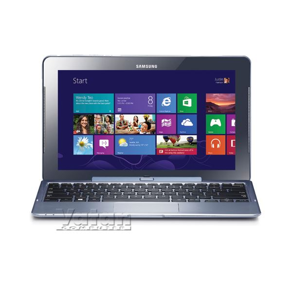 XE500T1C ATIV MAVİ ATOM Z2760M 1.8GHZ-2GB DDR2-64GB-11.6''-INTEL-DOCKING-WIN8