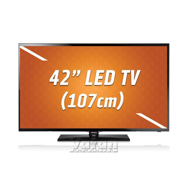 SAMSUNG UE42F5070 42'' 107CM FULL HD 1080P,DAHİLİ UYDU,100HZ,USB MOVIE,HDMI,USB