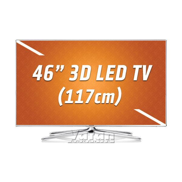 SAMSUNG UE46F6510 46''117 CM,3D LED TV,400 HZ,DAHİLİ Wİ-Fİ,4XHDMI,3XUSB