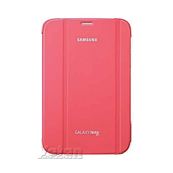 EF-BN510BPEGWW BOOK COVER GALAXY NOTE 8.0 KILIFI- (PEMBE)