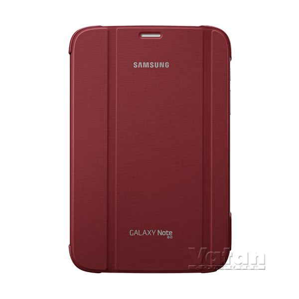EF-BN510BREGWW BOOK COVER GALAXY NOTE 8.0 KILIFI- (BORDO)