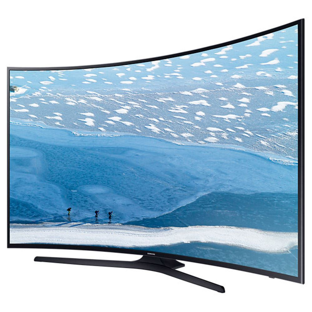 samsung ue 49ku7350 49 123 cm 4k curved uhd smart led tv. Black Bedroom Furniture Sets. Home Design Ideas