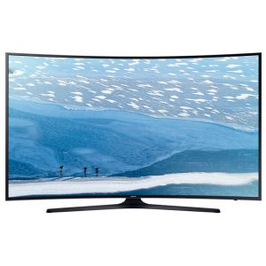 "SAMSUNG UE 65KU7350 65"" 163 CM 4K CURVED UHD SMART LED TV, DAHİLİ UYDU ALICI"