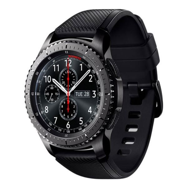 GEAR S3 FRONTİER DARK GRAY