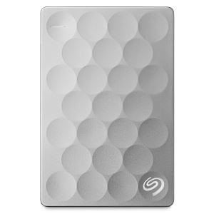 "Seagate 2,5"" 2TB Backup Plus Ultra Slim USB3.0 Metalik Gri Taşınabilir Disk"