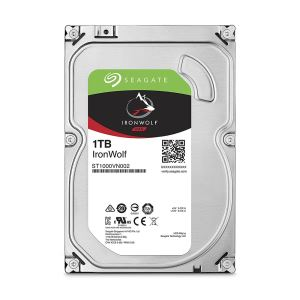 "Seagate IRONWOLF 3.5"" 1TB Sata 3.0 64MB Cache 5900RPM NAS Harddisk"