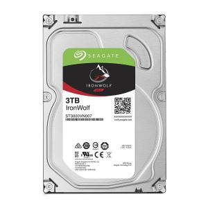 "Seagate IRONWOLF 3.5"" 3TB Sata 3.0 64MB Cache 5900RPM NAS Harddisk"