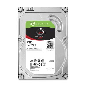 "Seagate IRONWOLF 3.5"" 4TB Sata 3.0 64MB Cache 5900RPM NAS Harddisk"