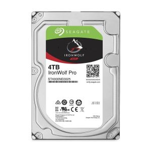 "Seagate IRONWOLF PRO 3.5"" 4TB Sata 3.0 128MB Cache 7200RPM NAS Harddisk"