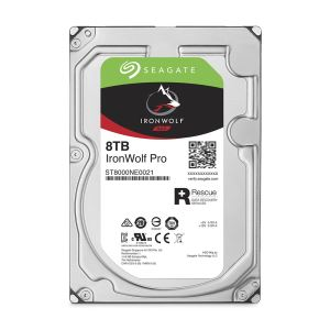 "Seagate IRONWOLF PRO 3.5"" 8TB Sata 3.0 256MB Cache 7200RPM NAS Harddisk"
